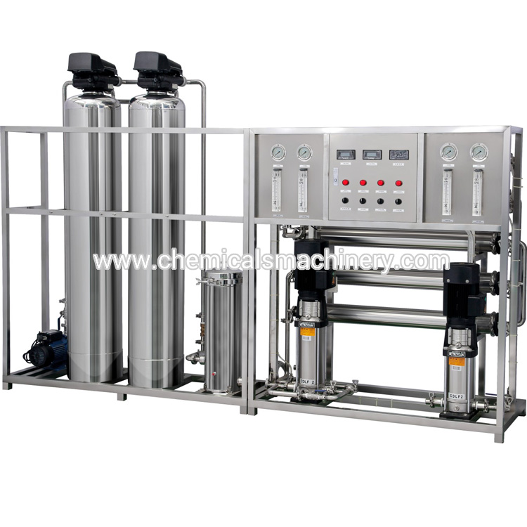 Industrial Reverse Osmosis Pure Water Treatment Equipment Manufacturer
