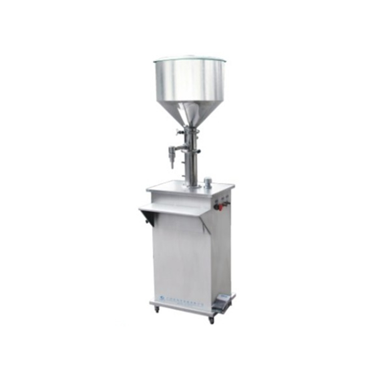 Liquid and Cream Filling Machine