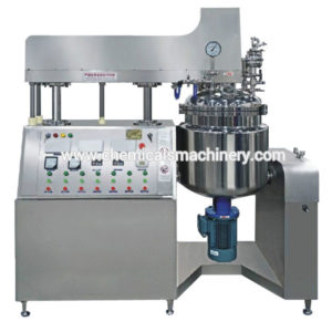 The Industrial Application of Ointment Manufacturing Machine