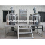 Mixing Tank Machine