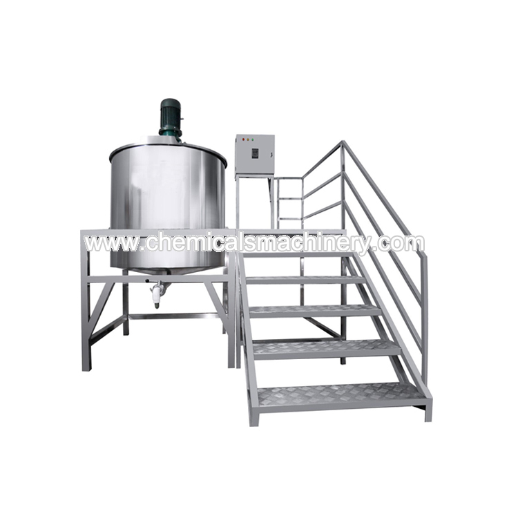Stainless Steel Soap Making Machine Mixer