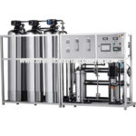 500 LPH Reverse Osmosis RO Water Treatment System