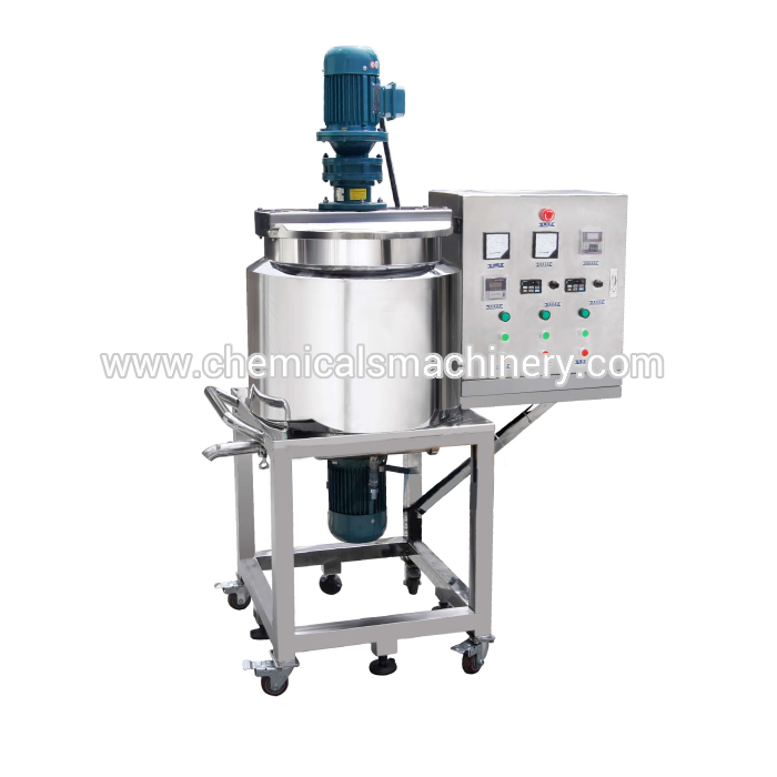 Liquid Detergent Stainless Steel Mixing Tank