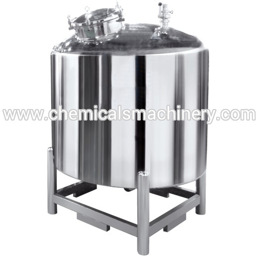 Pressure Stainless Steel Storage Tank Supplier