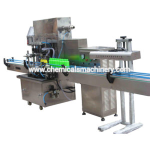 Fully Automatic Ointment Cream Liquid Bottle Filling Machine