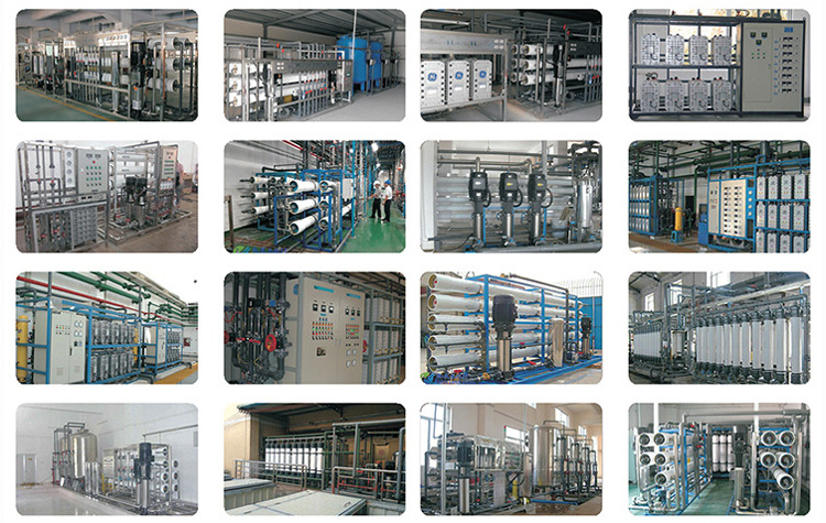 RO Reverse Osmosis System Customer Cases