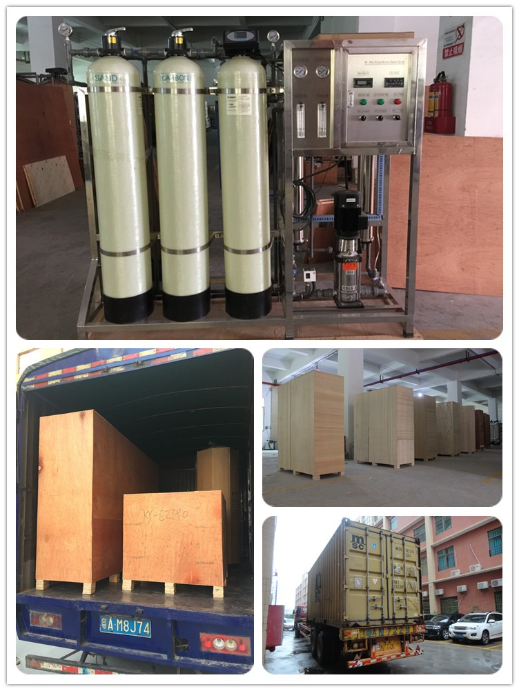 Industrial Reverse Osmosis Systems Packing
